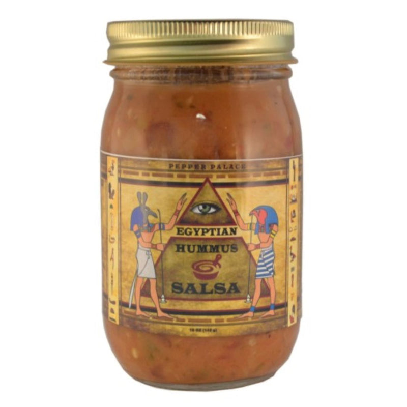 Roasted New Mexico Green Chile Medium Salsa