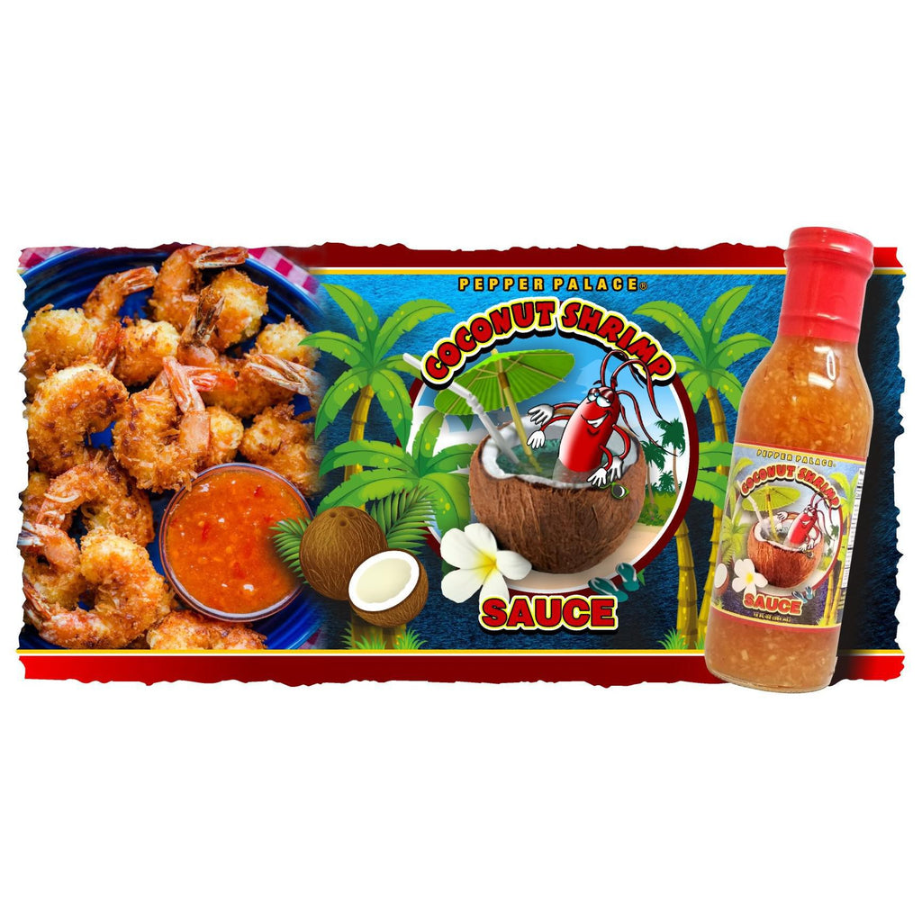 Coconut Shrimp Sauce