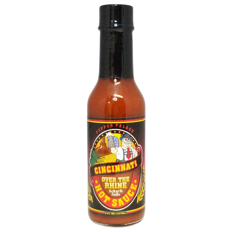 Boston - Shamrock Hot Sauce