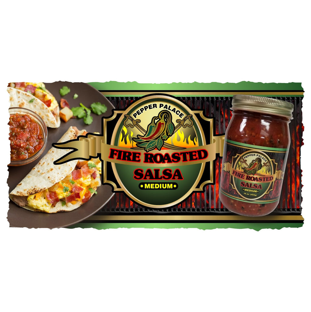 Fire Roasted Salsa