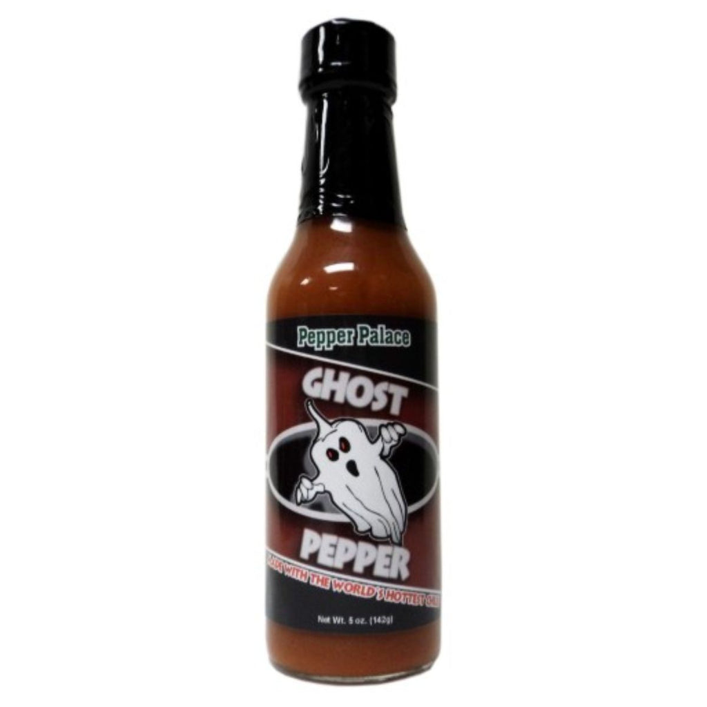 Pepper Palace Ghost Pepper Hot Sauce