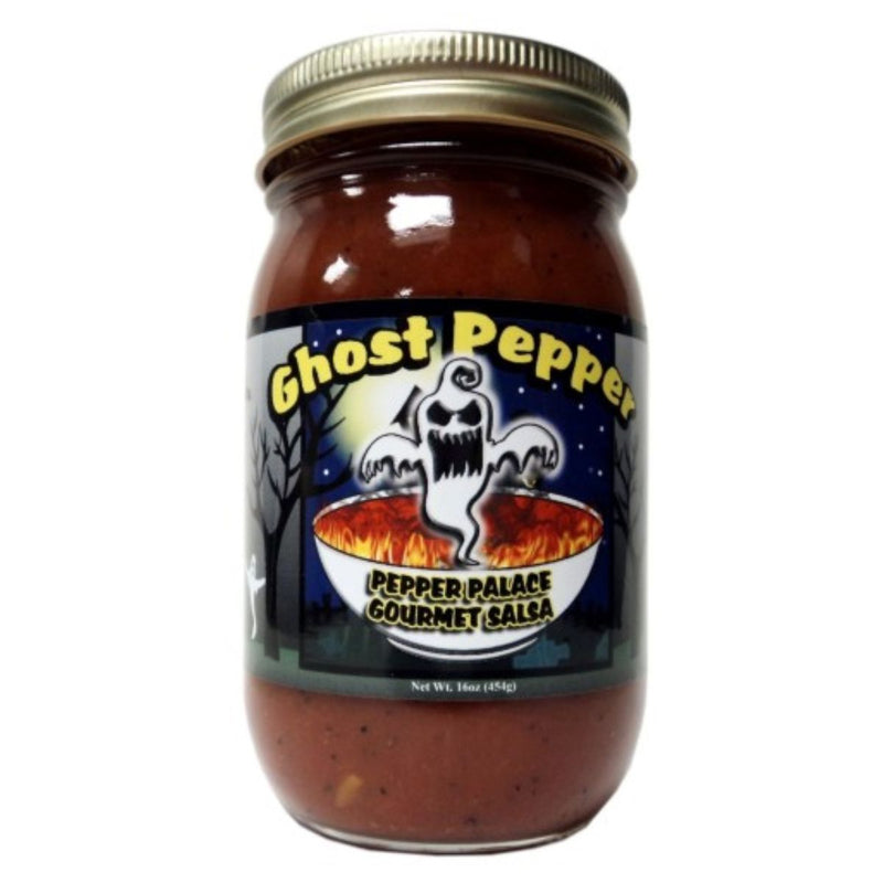 Ghostly Garlic Fusion Hot Sauce