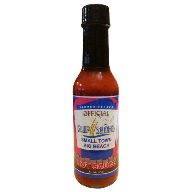 Pepper Palace Alabama Small Town Big Beach Hot Sauce