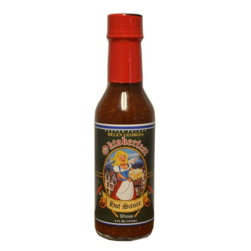 Pepper Palace Helen Oktoberfest Hot Sauce