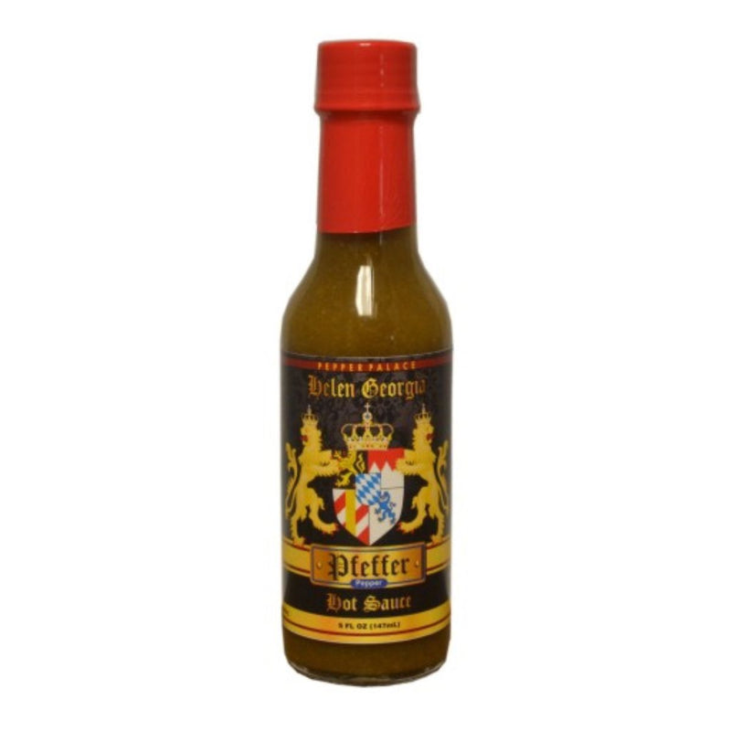Pepper Palace Helen Pfeffer Hot Sauce