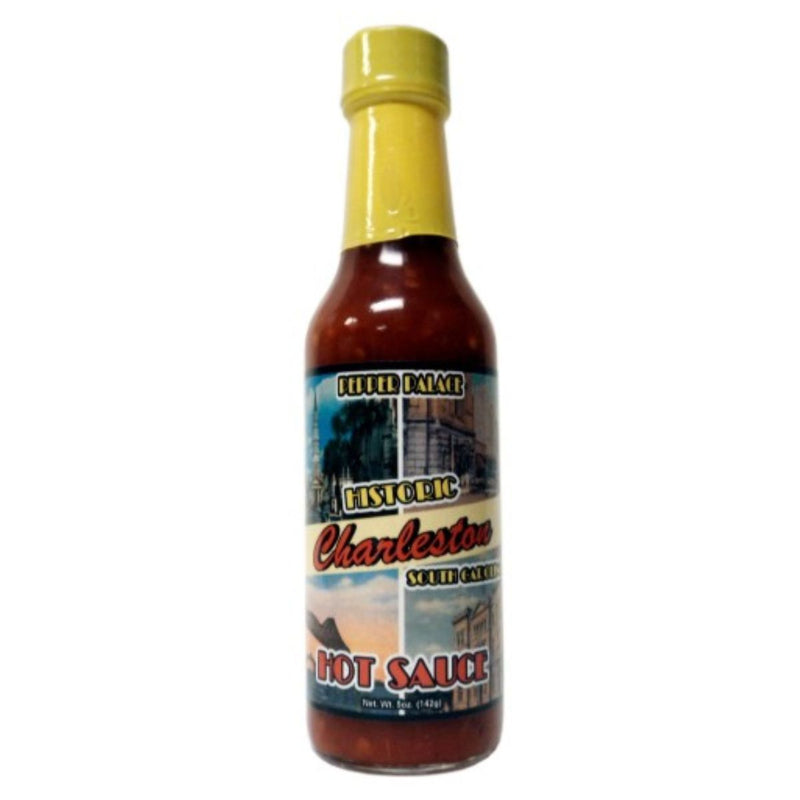 Pepper Palace Historic Charleston Hot Sauce