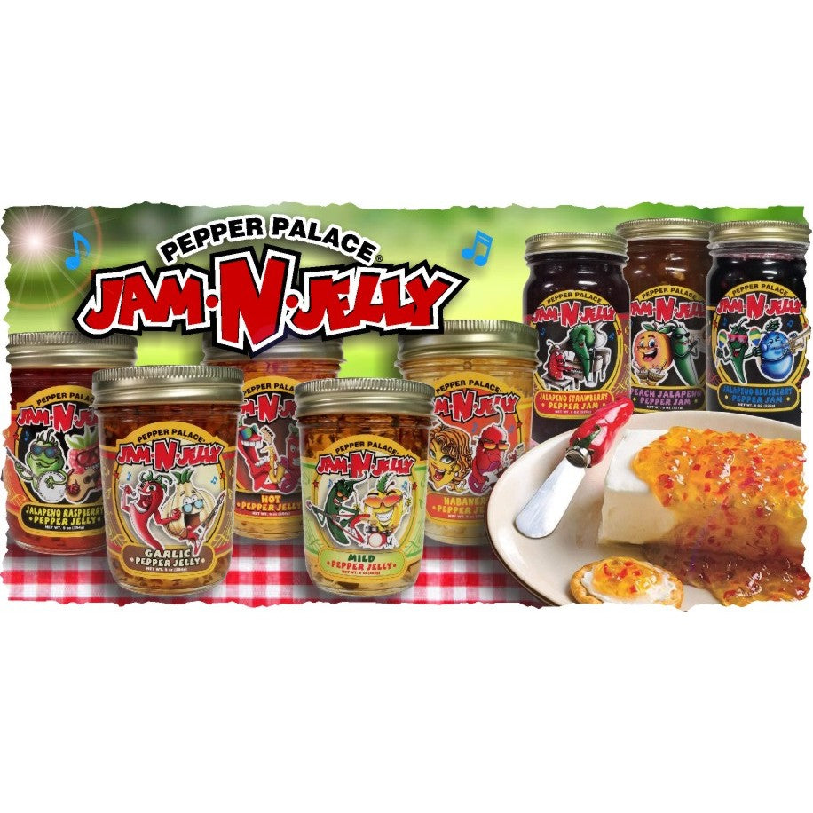 Pepper Palace Jam n Jelly