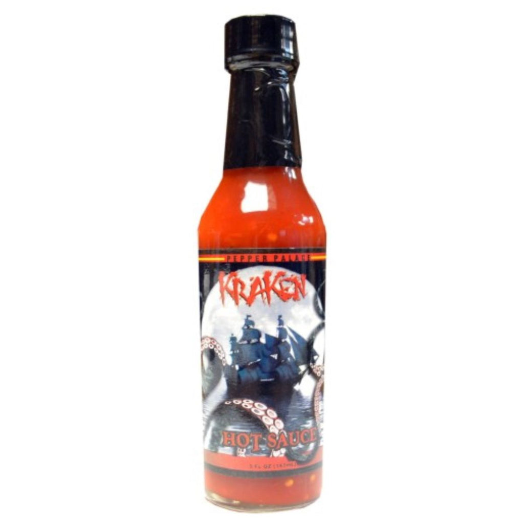 Pepper Palace Kraken Hot Sauce