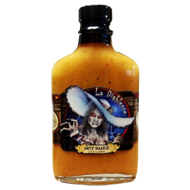 Doc Habanero Hot Sauce