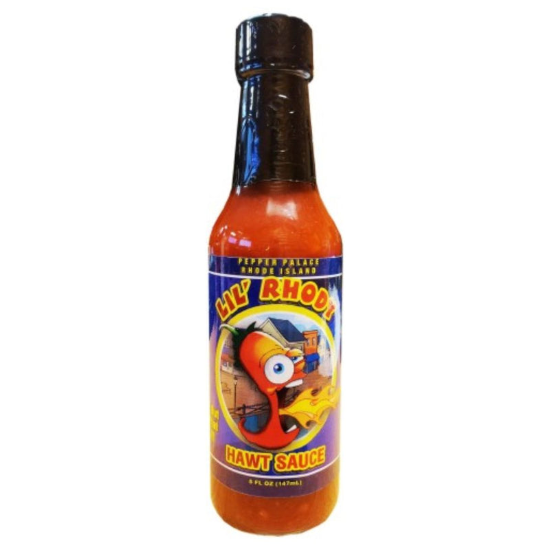 Pepper Palace Rhode Island Lil Rhody Hot Sauce