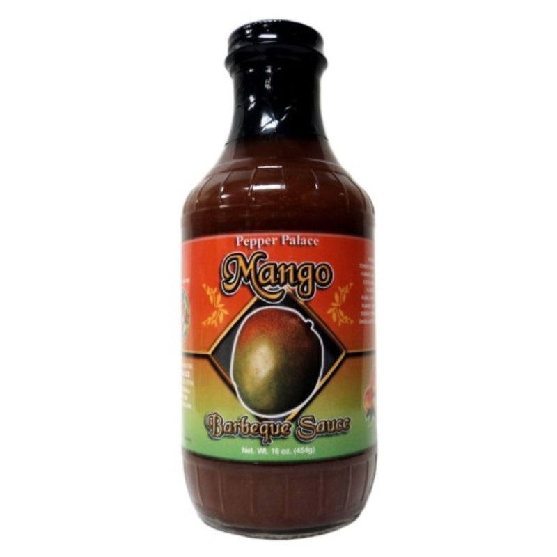 Pepper Palace Mango Fruit BBQ Sauce