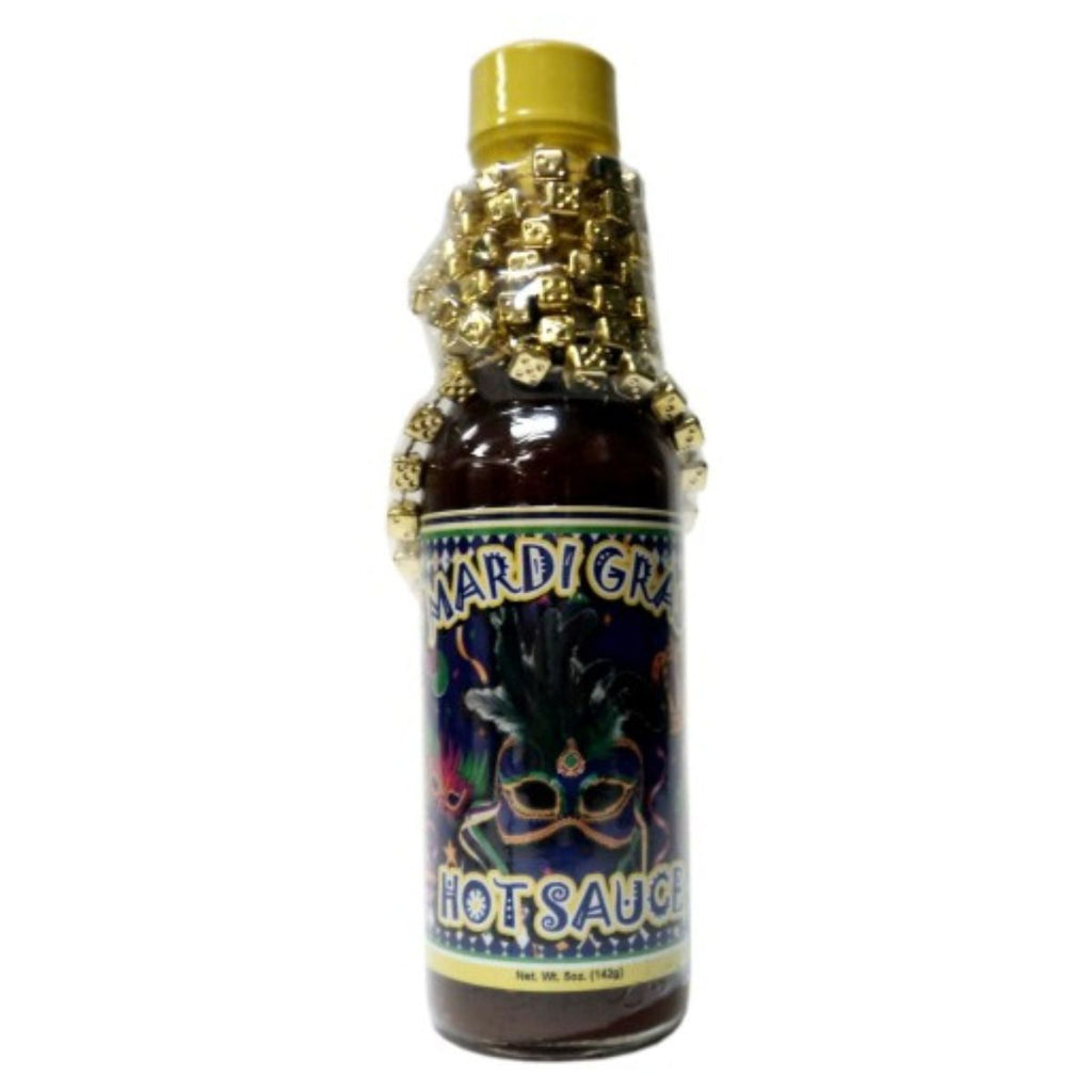 Pepper Palace New Orleans Mardi Gras Hot Sauce
