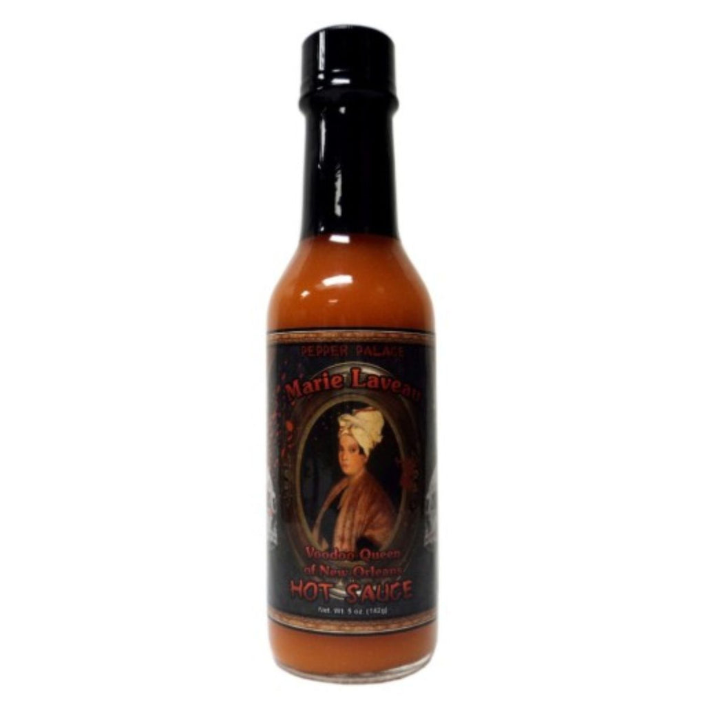 Pepper Palace New Orleans Marie Laveau Voodoo Queen Hot Sauce