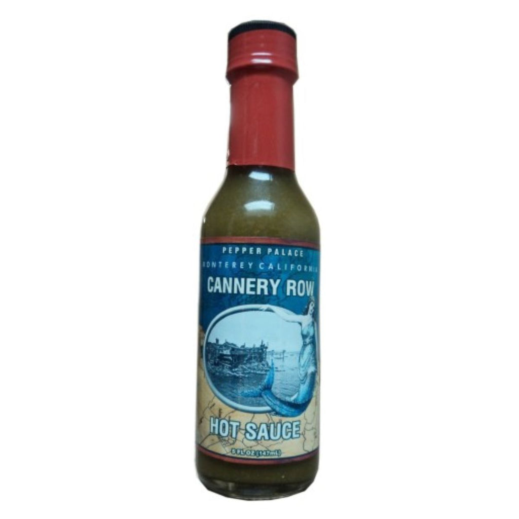 Pepper Palace Monterey Cannery Row Hot Sauce