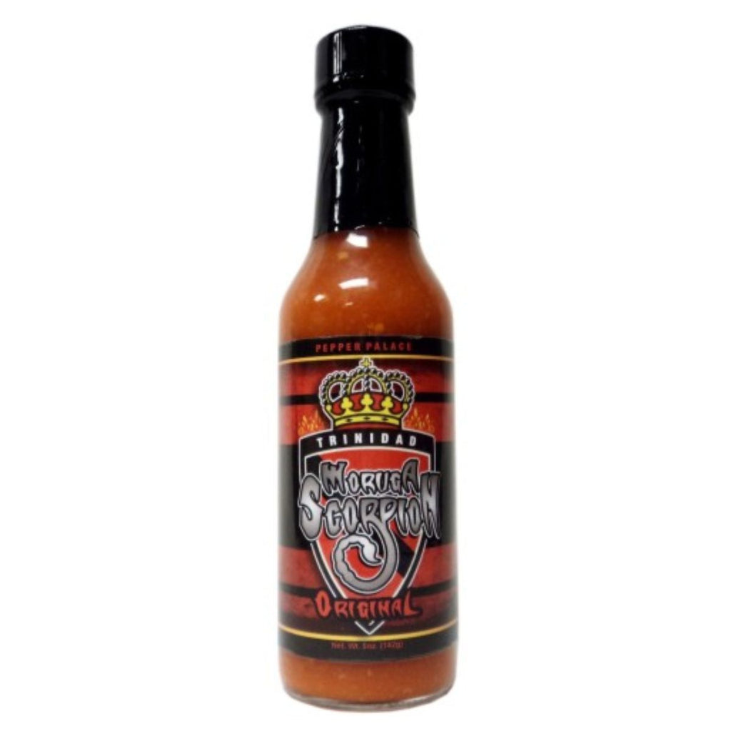 Pepper Palace Trinidad Moruga Scorpion Hot Sauce