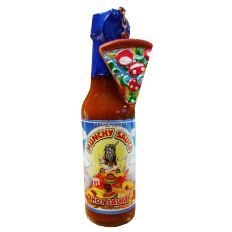 Pepper Palace Munchy Hot Sauce
