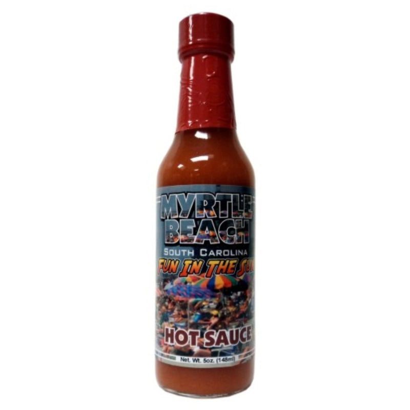 Pepper Palace Myrtle Beach Fun In The Sun Hot Sauce