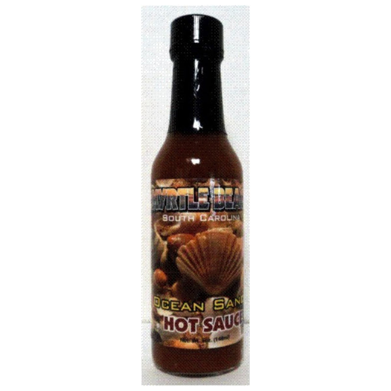 Pepper Palace Myrtle Beach Ocean Sands Hot Sauce
