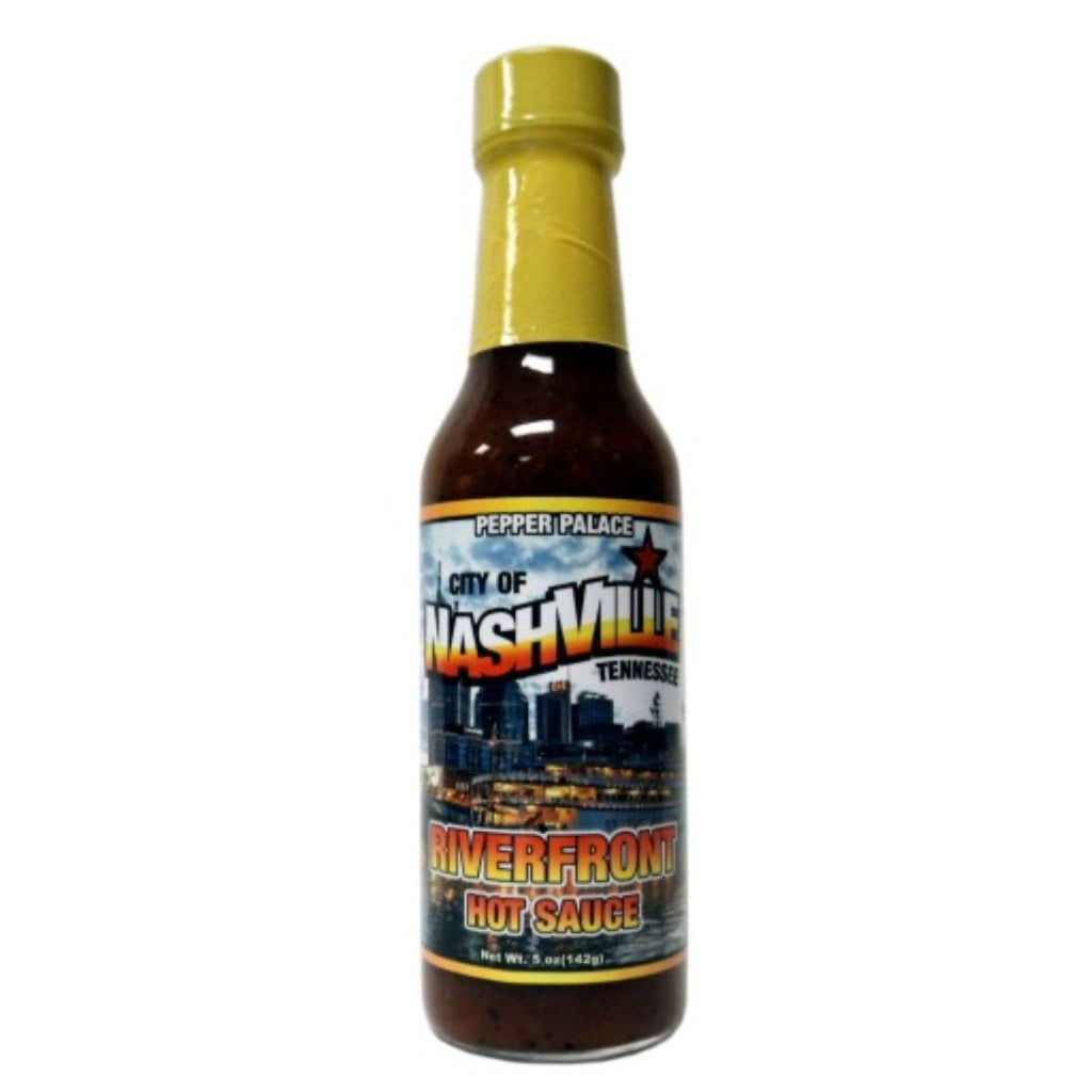 Pepper Palace Nashville Riverfront Hot Sauce