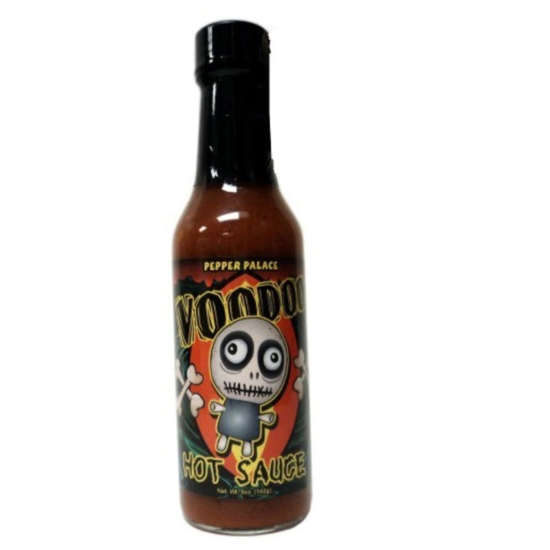 Pepper Palace New Orleans VooDoo Hot Sauce