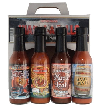 Pepper Palace Niagara Falls Hot Sauce Gift Pack