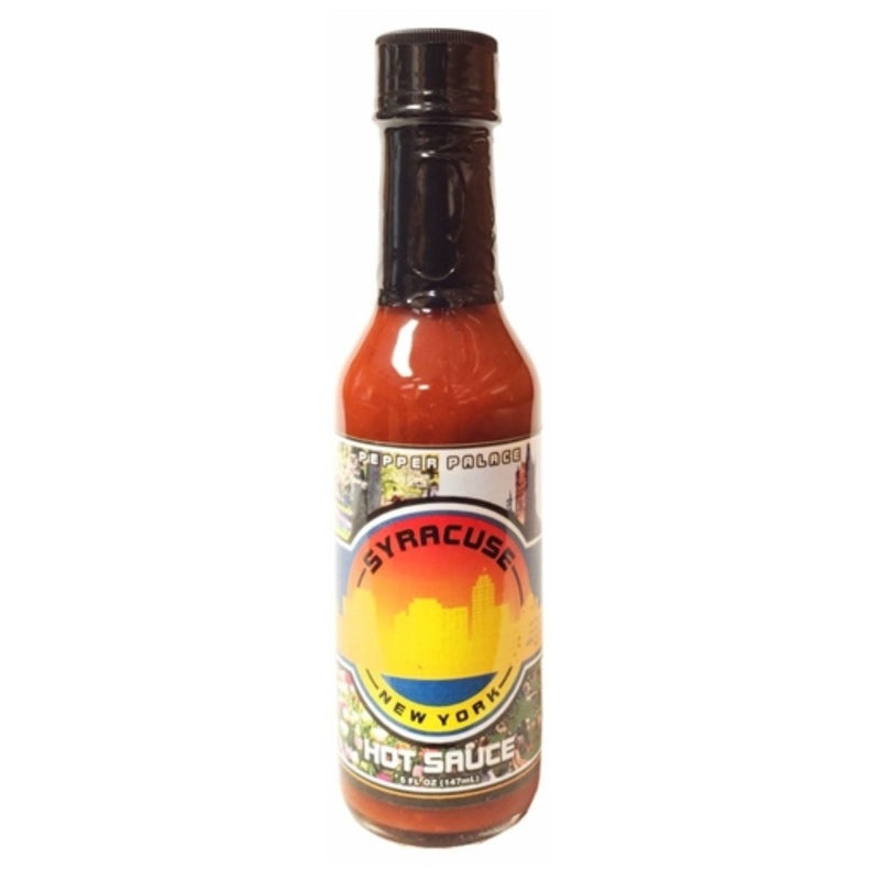 Pepper Palace Syracuse New York Hot Sauce