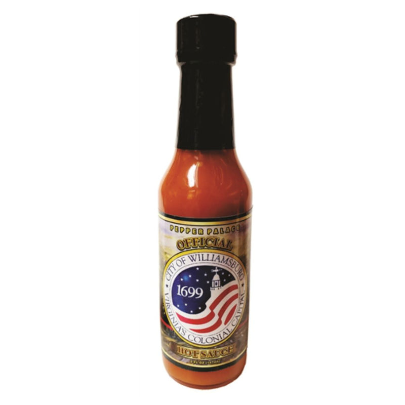 Pepper Palace Williamsburg Official Hot Sauce