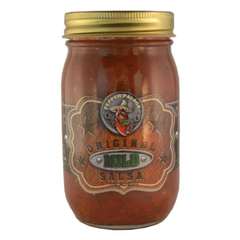 Pepper Palace Original Mild Salsa