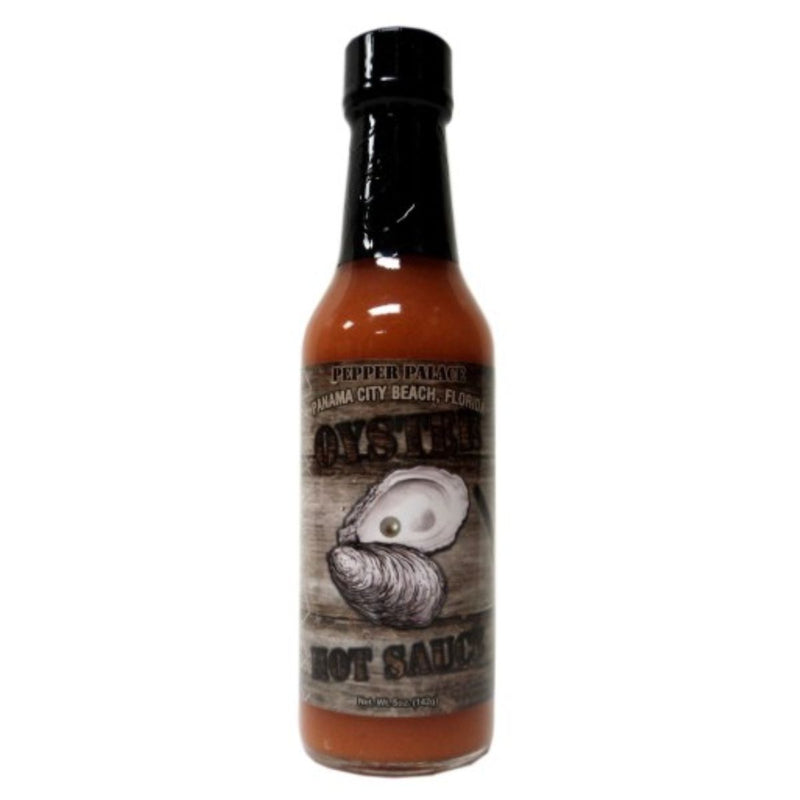 Pepper Palace Panama City Beach Oyster Hot Sauce