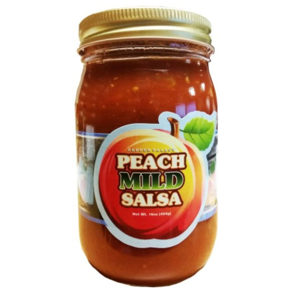 Pepper Palace Peach Fruit Salsa