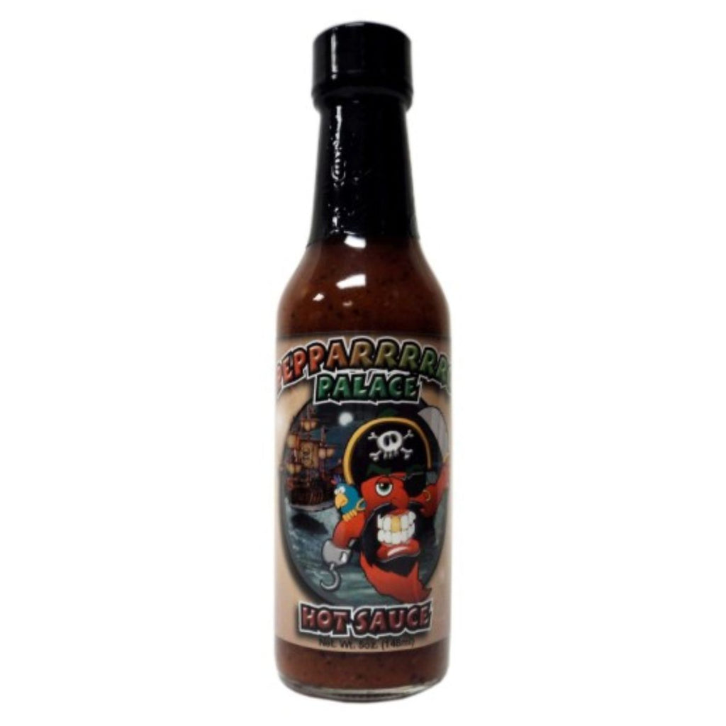 Pepper Palace PeppARRRRRg Palace Hot Sauce