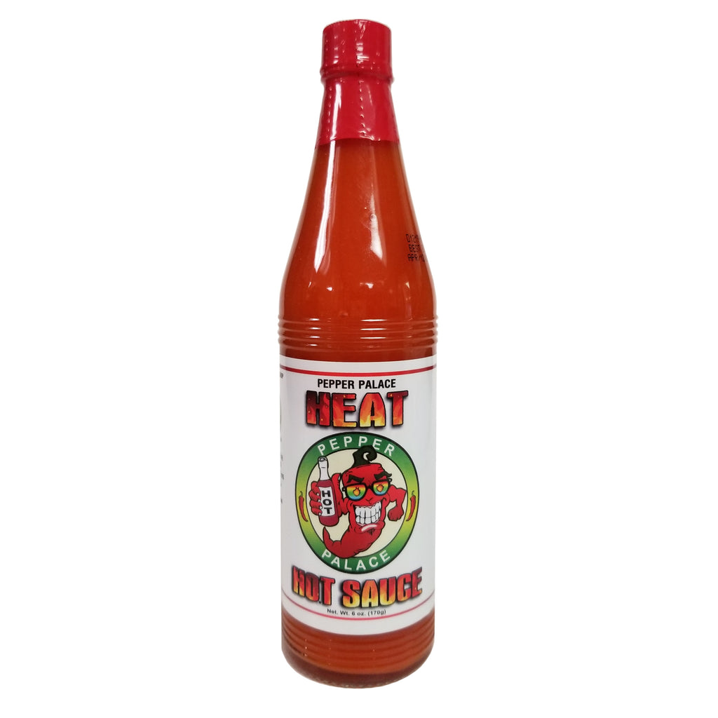 Pepper Palace Heat Hot Sauce