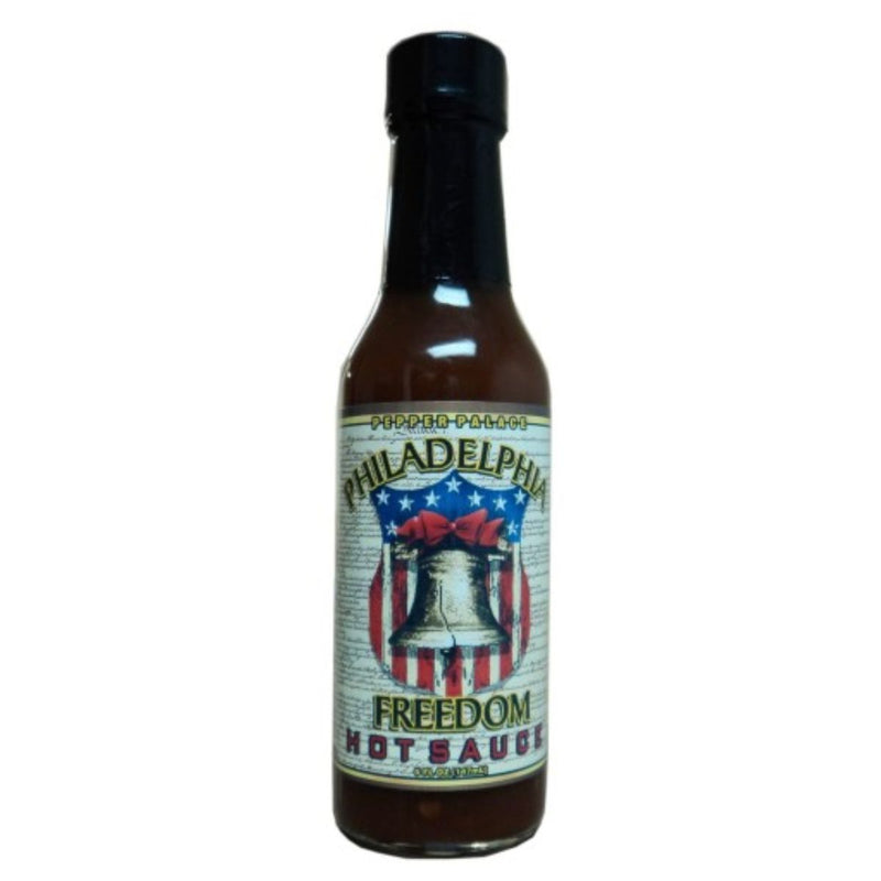 Pepper Palace Philadelphia Freedom Hot Sauce