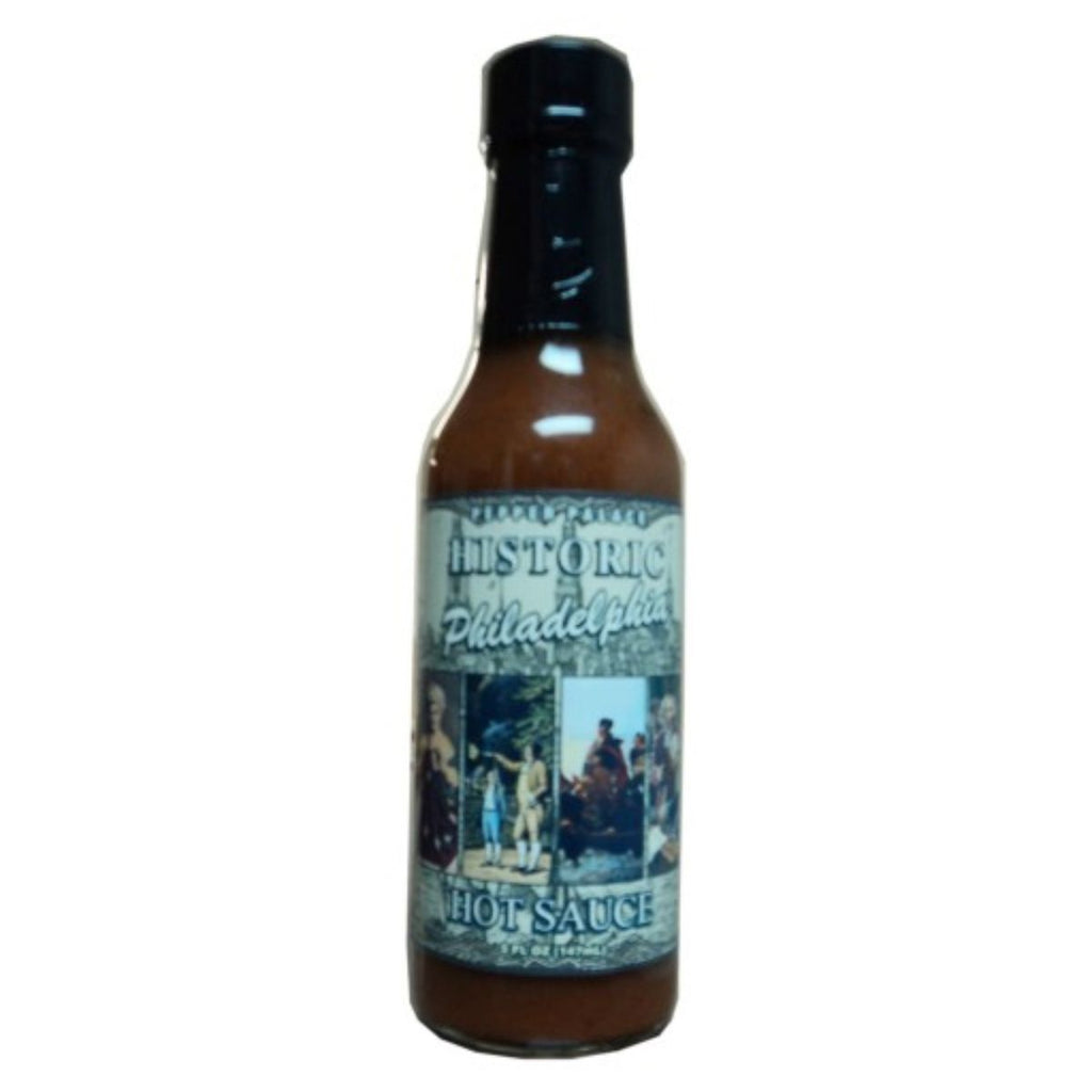 Pepper Palace Historic Philadelphia Hot Sauce