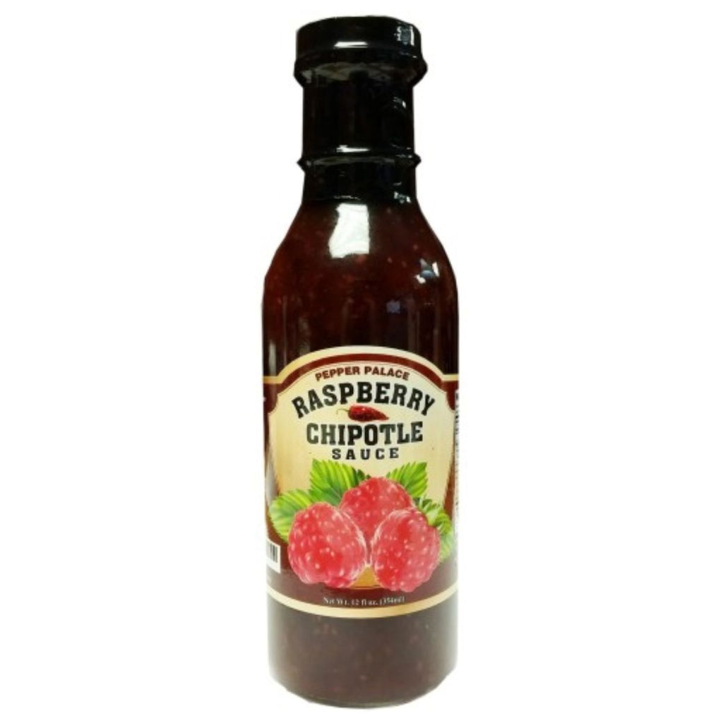 Pepper Palace Raspberry Chipotle Sauce