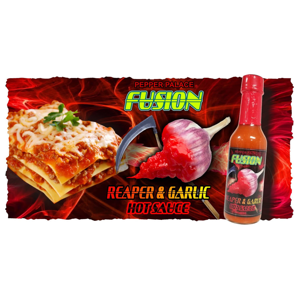 Reaper Fusion Hot Sauce