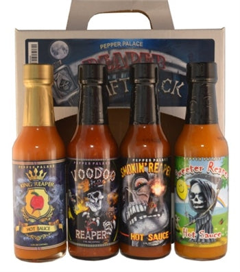 Monterey California - Hot Sauce Gift Pack