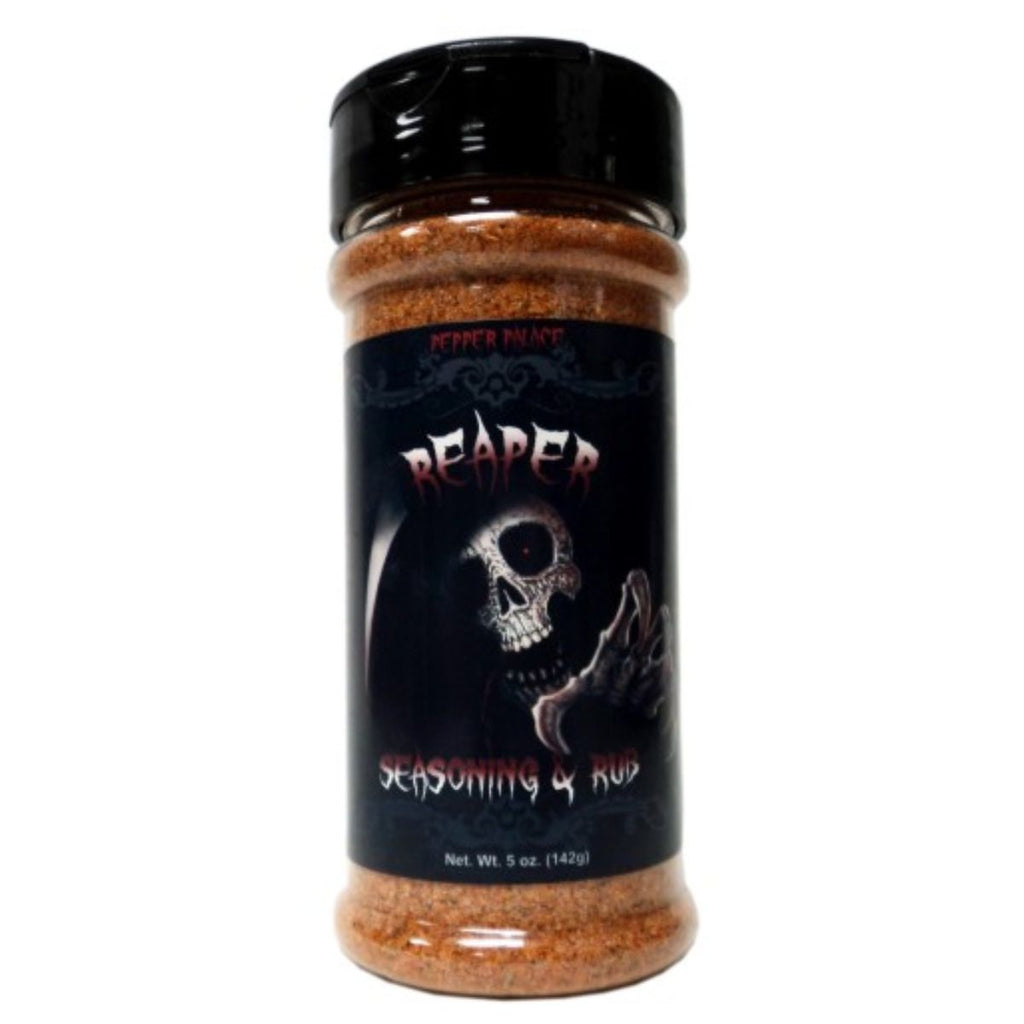 Pepper Palace Reaper Seasoning and Rub