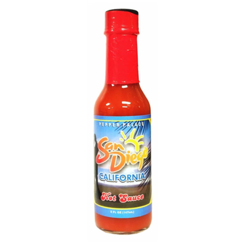 Pepper Palace San Diego Hot Sauce
