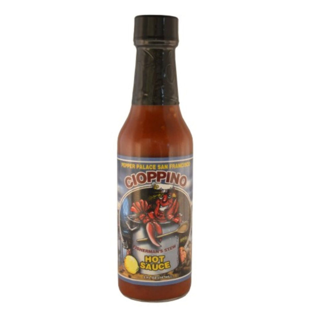 Pepper Palace San Francisco Cioppino Hot Sauce