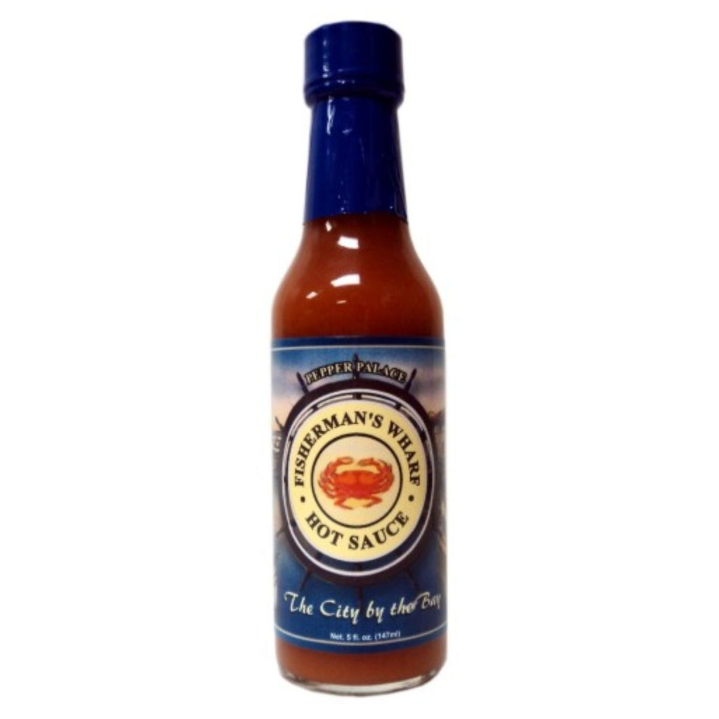 Pepper Palace San Francisco Fishermans Wharf Hot Sauce