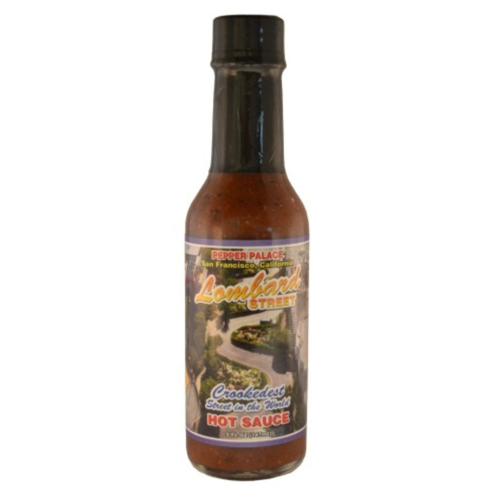 Pepper Palace San Francisco Lombard Street Hot Sauce