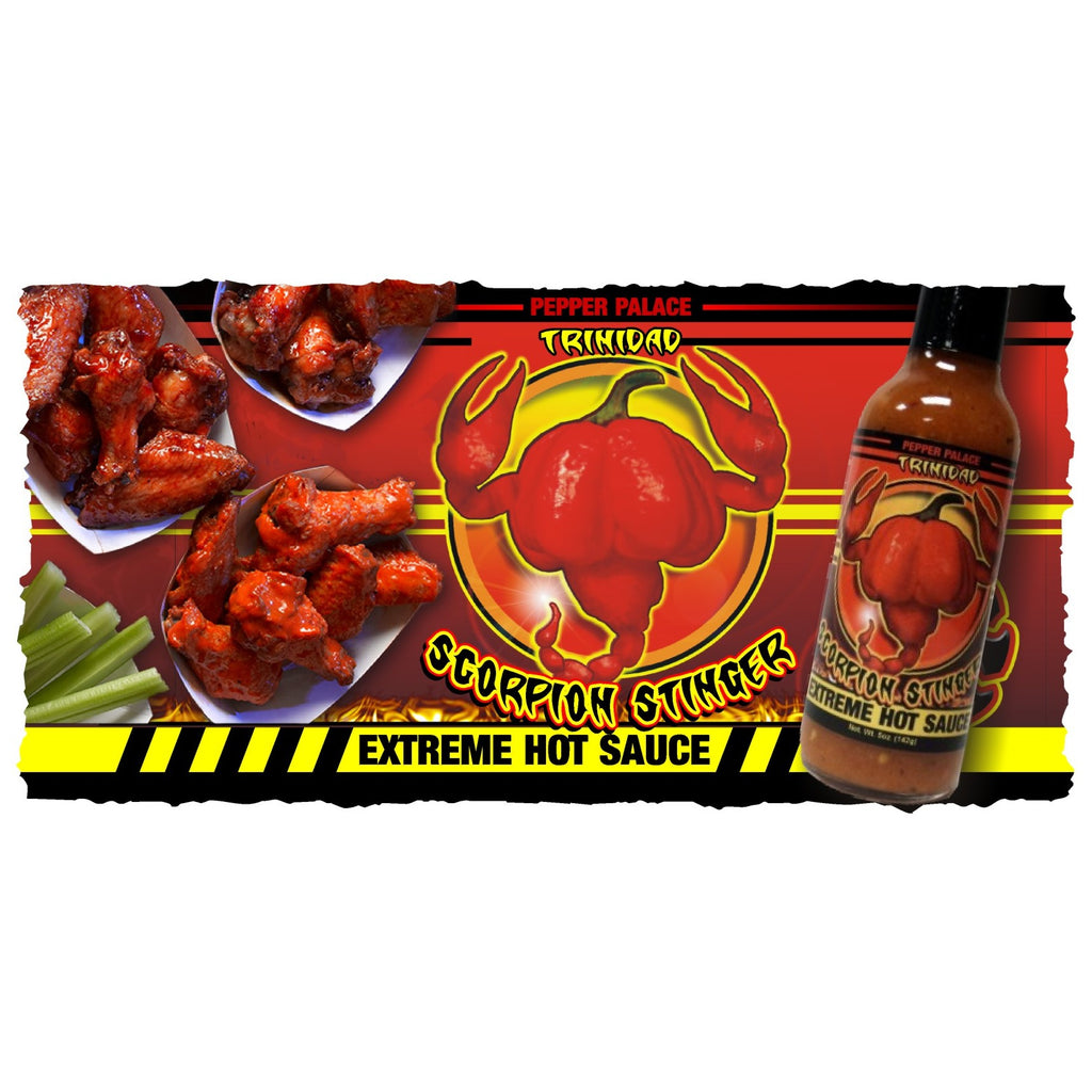 Scorpion Stinger Hot Sauce
