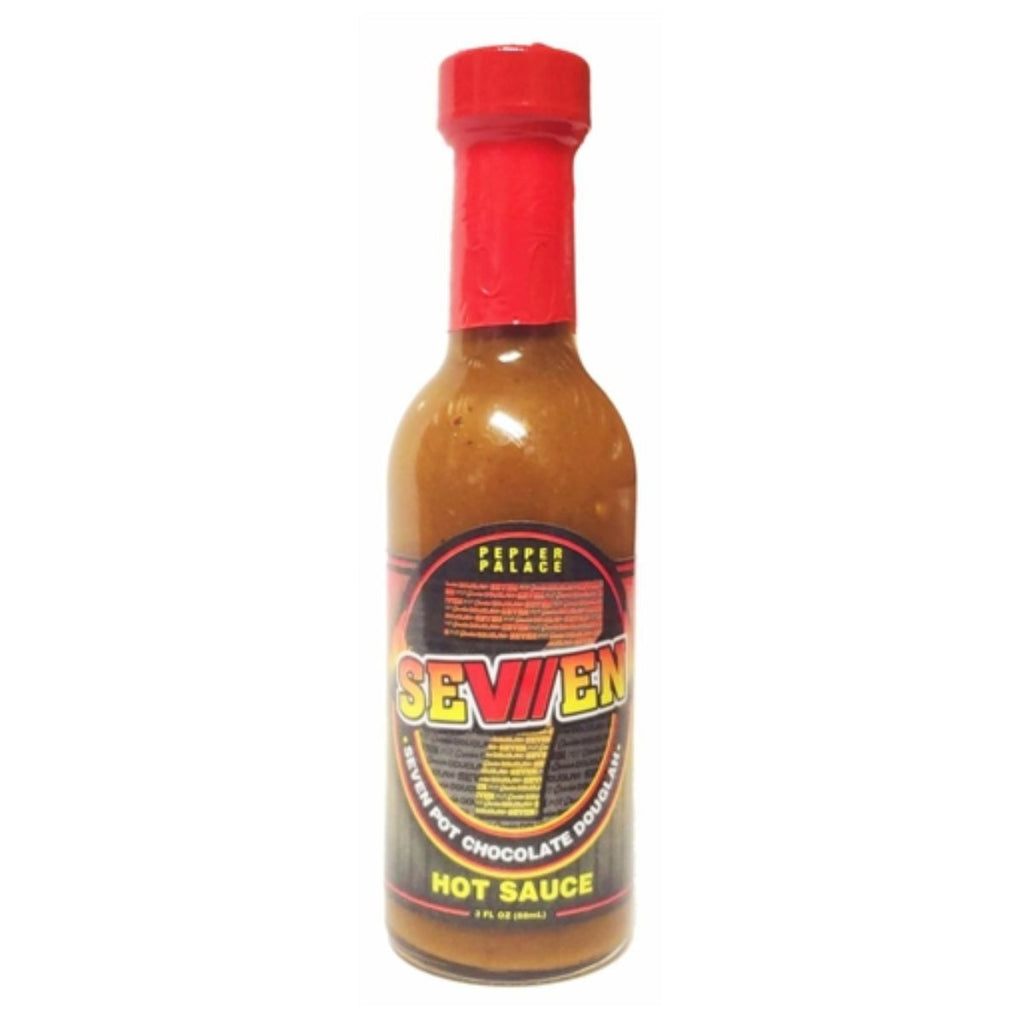 Pepper Palace Seven Hot Sauce