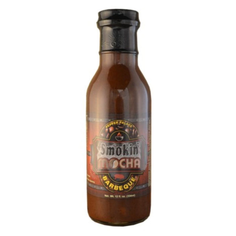 Pepper Palace Smokin Mocha BBQ Sauce