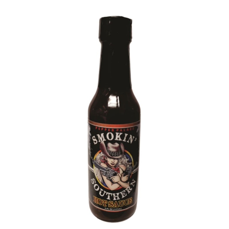 Pepper Palace Smokin Southern Hot Sauce