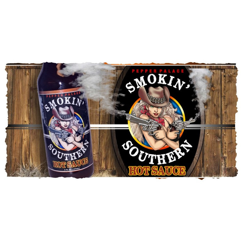 Smokin' Southern Hot Sauce