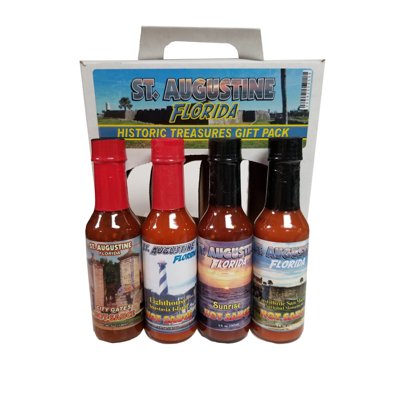 Pepper Palace St. Augustine Historic Treasures Gift Pack
