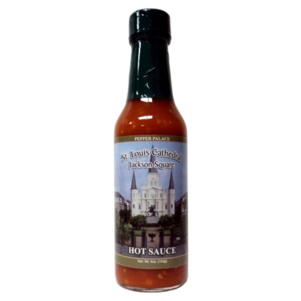 Pepper Palace New Orleans St Louis Cathedral Jackson Square Hot Sauce