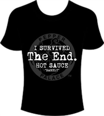 I Survived The End TShirt